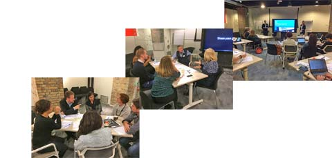 Workgroup sessions image