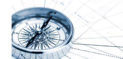 Guidance compass image