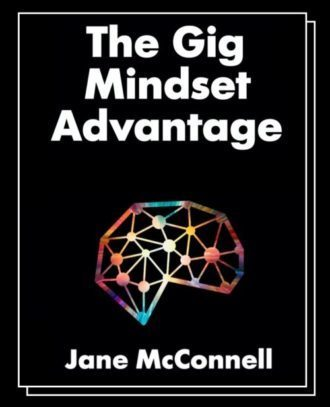 Gig Mindset Advantage Book Cover